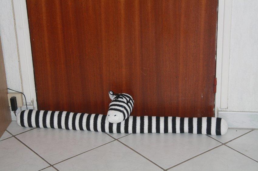 Deco et accessoire de maison crochaisie for Boudin de porte 60 cm